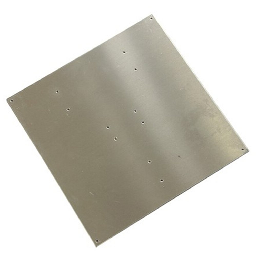 UEETEK Aluminum Heatbed Plate Heated Bed Build Plates for 3D Printer MK2