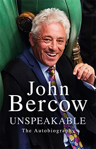 Unspeakable: The Autobiography