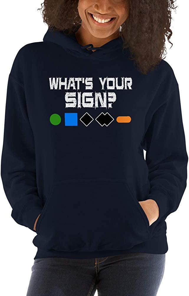 Ski Skier Or Snowboard Whats Your Sign Unisex Hoodie