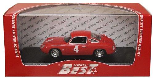 1/43 フィアット アバルト750 1963年モンツァ優勝 #4 G.Capra 9519