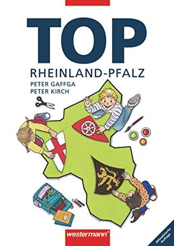 Topographische Arbeitshefte - Neubearbeitung 2003: Topographische Arbeitshefte: TOP Rheinland-Pfalz: aktualisierte Auflage