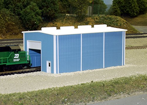 """Rix Pikestuff New N Scale SMALL ENGINE HOUSE 2-1/4"""" for sale  Delivered anywhere in USA"""