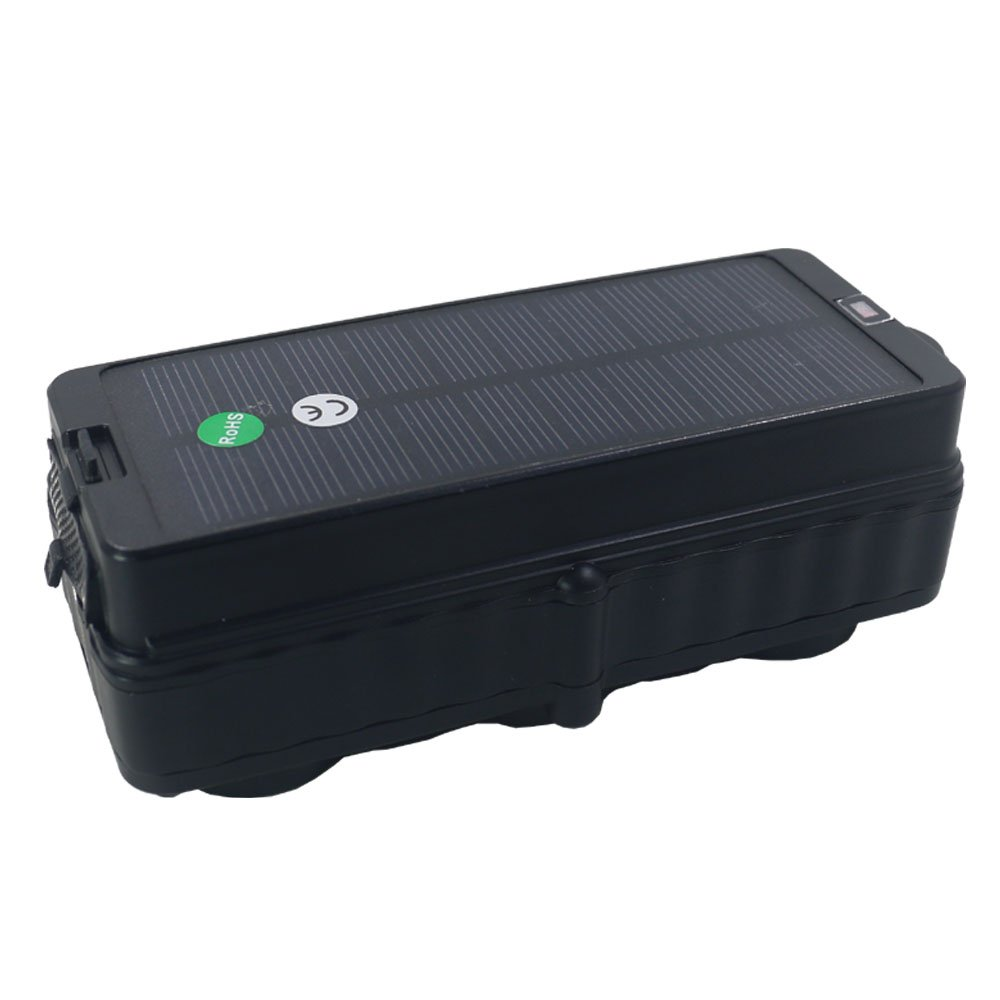 PRO·Long S20, Solar Powered, Waterproof, Magnetic, 20000mAh Lithium Battery Will Last for Many Years. Ideal for Trailers/Chassis