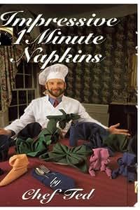 Impressive 1 Minute Napkins