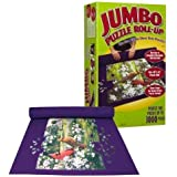 Unibos Giant puzzle roll-up mat jigsaw jumbo large 3000 pieces fun game easy storage – Ideal for Puzzle Lovers