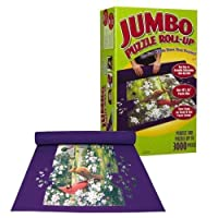 Dml Large Puzzle Roll up Jigsaw Mat for up to 3000Pc'S Easy Storage