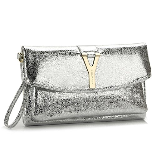 Santwo Women's Fashion PU Leather Clutch