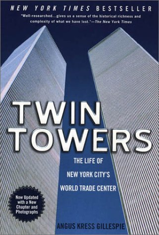 Twin Towers by Angus Kress Gillespie