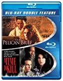 DVD : Bd Double Pack Time To Kill + The Pelican Brief [Blu-ray]