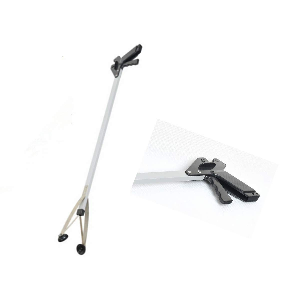 Xiaoai's shop Garbage Clip Picker, Stainless Steel Trash Cutter, Garbage Collector by Xiaoai's shop