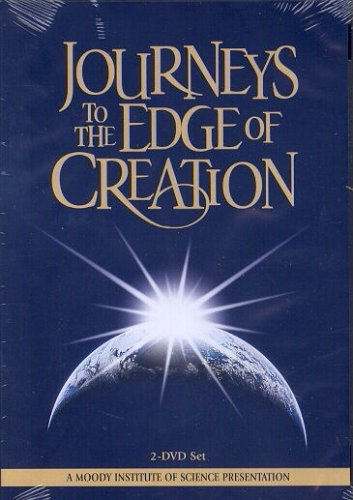 Journeys to the Edge of Creation (2 dvd set) from Moody Video