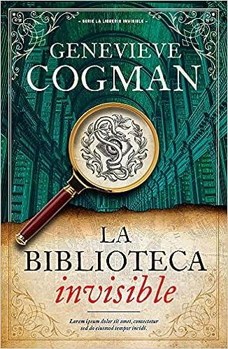 La biblioteca invisible de Genevieve Cogman