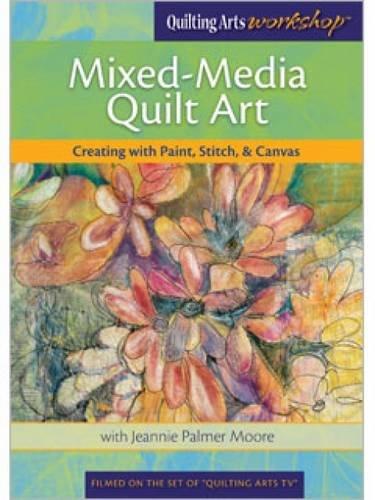 Quilting Arts Workshop Dvd - 5