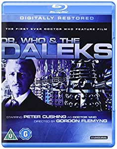 Doctor Who & The Daleks [Blu-ray] [Region B ]