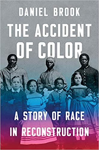 cover image The Accident of Color: A Story of Race in Reconstruction