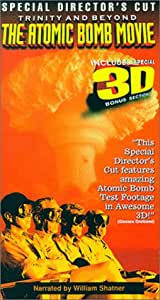 The Atomic Bomb Movie: Special Director's Cut [VHS]