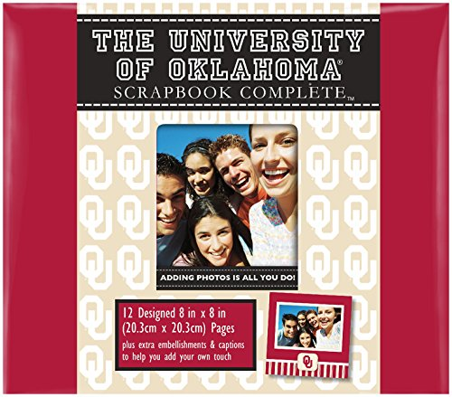 Oklahoma Sooners Party Kits - 7