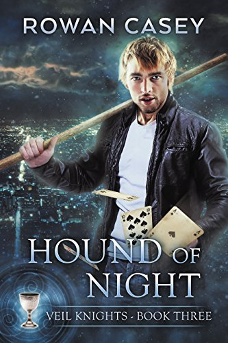Hound of Night (Veil Knights Book - Match Leash Lead