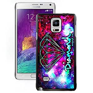 Unique and DIY Note4 Case Design with Diamond Supply Co Black Case for Samsung Galaxy Note 4 N910S N910C