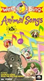 Wee Sing Animal Songs [VHS]