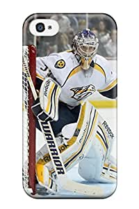 Awesome Case Cover/iphone 4/4s Defender Case Cover(nashville Predators (34) ) wangjiang maoyi