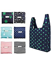Reusable Durable Washable Grocery Bags Shopping Bags Large Tote Bags