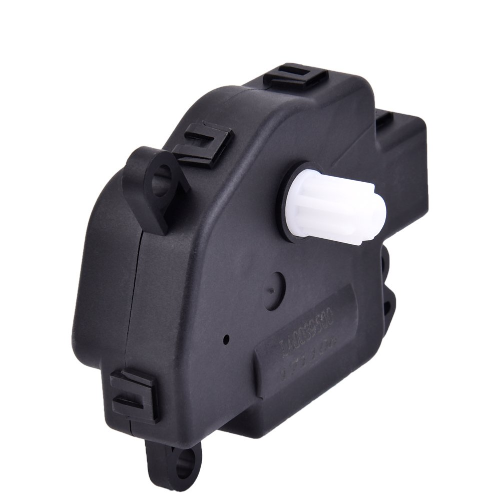 Ai CAR FUN HVAC Heater A//C Temperature Blend Air Door Actuator Replacement Fits for Jeep Patriot Compass, Chrysler 200 300, Dodge Charger Challenger 604-021