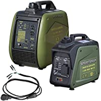Sportsman 3,000-Watt/2,500-Watt Gasoline Powered Portable Inverter Generator Kit with Parallel Kit