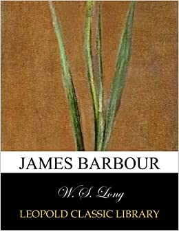 Book James Barbour