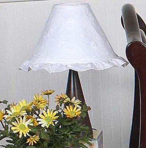 Sweet Jojo Designs Lamp Shade - White Eyelet