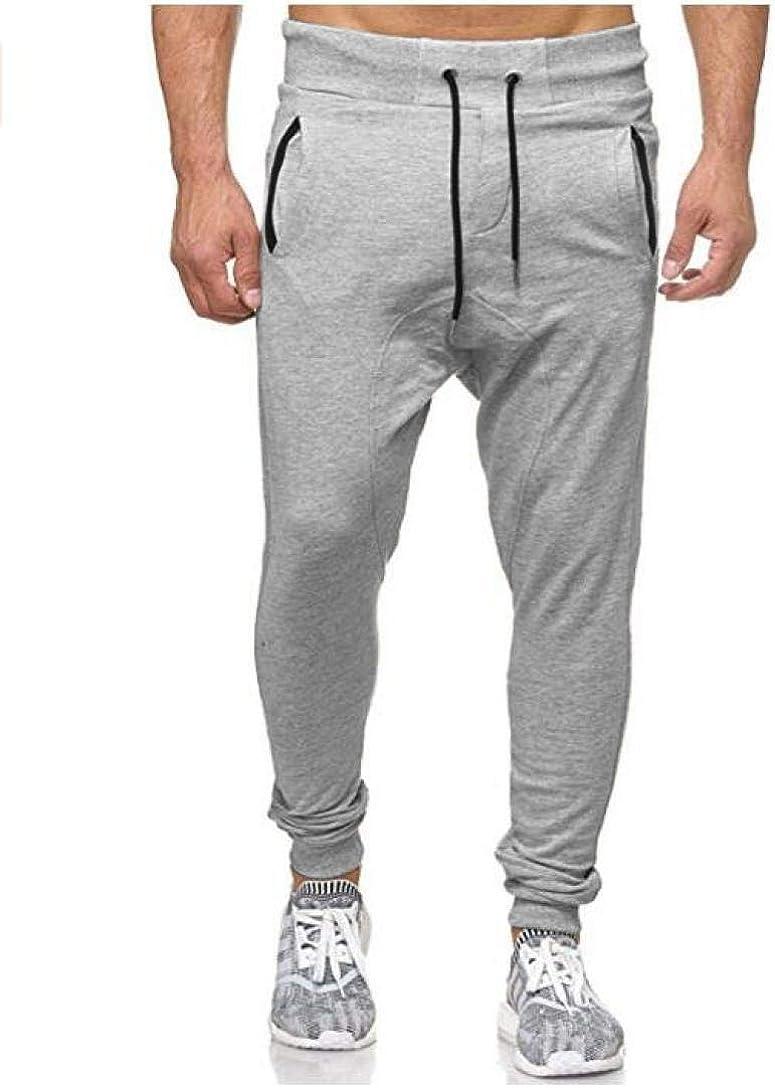 Pantalones CháNdal Hombre,ZARLLE Hombre Moda Pantalones Color ...