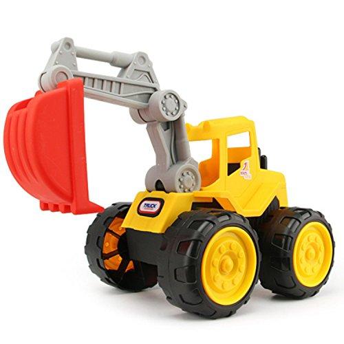 2017 new Toddler Toys Bulldozer Car Dump Truck Excavator for Children Kids Beach baby Toy Sand Tools Truck Summer Set