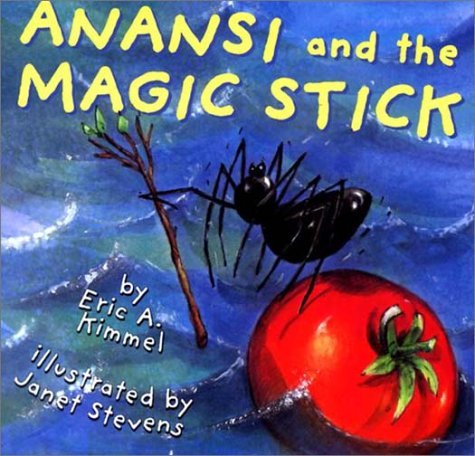Image result for anansi and the magic stick