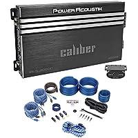 Power Acoustik RE5-3000D 3000w 5-Channel Car Audio Amplifier Class A/B+Amp Kit