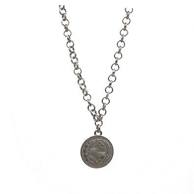 0a8fb13a9e8 GUCCI COIN necklace 60 cm YBB41576600100U  Amazon.co.uk  Jewellery