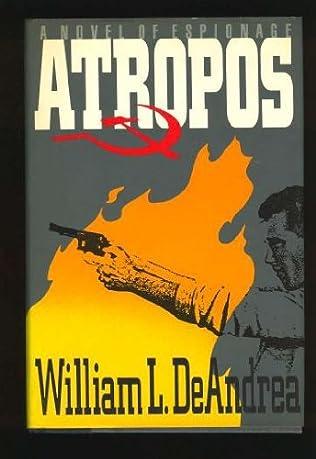 book cover of Atropos