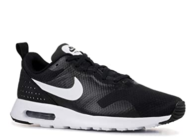 705149 009 Men's Nike Air Max Tavas Running Shoes!! BLACK
