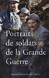 Image de Portraits de soldats de la Grande Guerre