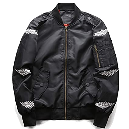 Amazon.com: MA1 Military Bomber Jacket Men Mens Tactical Army Flight Jacket Male Windbreaker Spring Varsity Jacket Coat militaire.BB48: Clothing