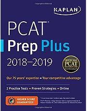 PCAT Prep Plus 2018-2019: 2 Practice Tests + Proven Strategies + Online