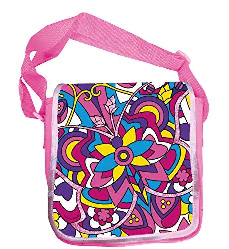 Simba 106372205-Color Me Mine Diamond Party Messenger Bag 23x 27cm