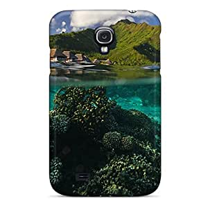 Excellent Design Moorea Over Under Case Cover For Galaxy S4