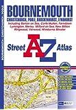 A-Z Bournemouth Street Atlas (Street Maps & Atlases)