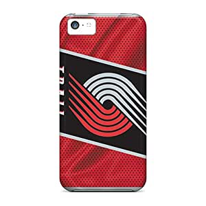 Cases Covers Portland Trail Blazers/ Fashionable Cases For Iphone 5c