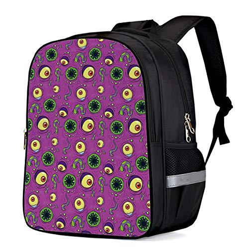 Laptop Backpacks for Kids/Teen Girls Boys, Lightweight Water Resistant College School Bags Students Bookbag Casual Travel Outedoor Daypack, Halloween Magic Terro Magic Potion -