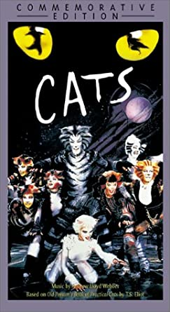 Amazon.com Cats , The Musical (Commemorative Edition) [VHS