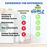 Eco-Gals Eco Swirlz Washing Machine Cleaner, 24