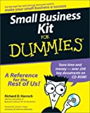 Small Business Kit for Dummies, Richard D. Harroch, 0764550934