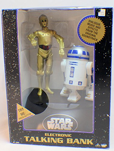 - Star Wars Electronic Talking Bank