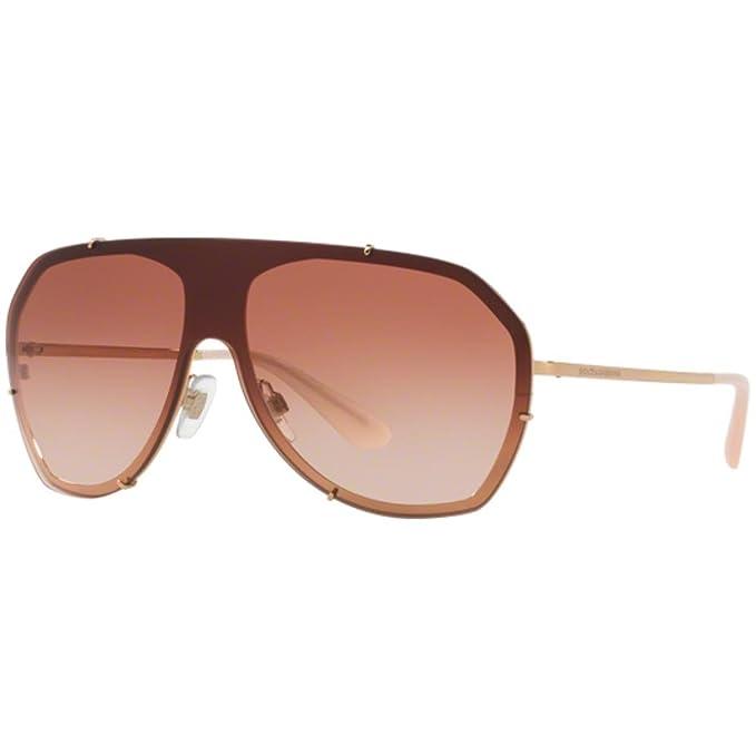 Dolce & Gabbana 0Dg2162, Gafas de sol para Mujer, Pink Gold ...
